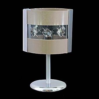 abat jour Lumetto Lampada da Tavolo Moderna In Plexiglass Colori a ...