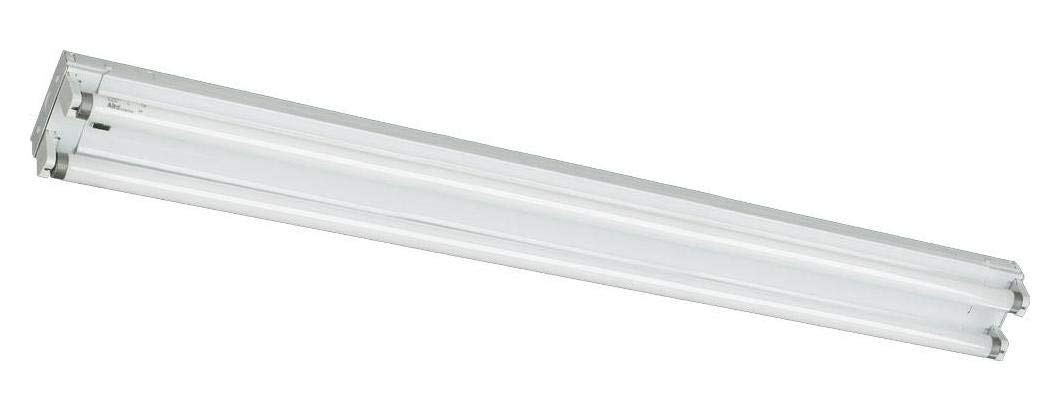 Two Light White Fluorescent Undercabinet Light