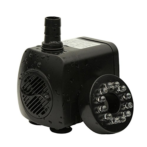 Garden Fountain Led Lights - 6