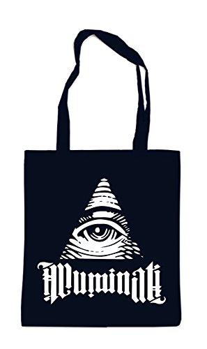 Illuminati Bag Black Certified Freak