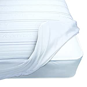 Amazon Com Serta Icomfort Premium Crib Mattress Pad