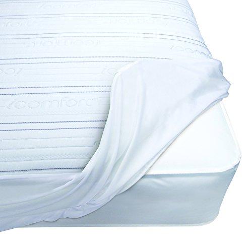 Serta Icomfort Premium Crib Mattress Pad, Stripe by Baby's Journey