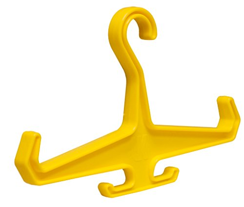 Bcd Hanger - Underwater Kinetics Super BC Hanger Yellow Medium