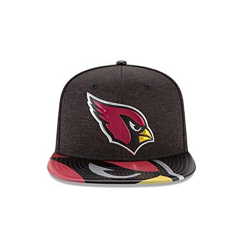 S Era Snapback New NFL Cardinals Edition Cap Draft 9fifty negro 950 2017 Arizona Stage On Limited M 7dvrdq