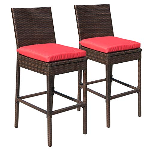 Sundale Outdoor 2 Pcs All Weather Patio