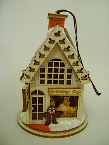 Ginger Cottages - Yesterday's Toys GC104