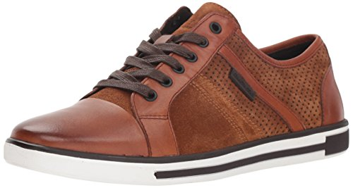 Kenneth Cole New York Men's Initial Step Sneaker, Rust, 10 M US from Kenneth Cole New York