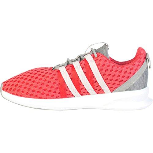 Adidas Originals Dames Sl Loop Racer Met Lifestyle Sneaker Tomaat, Ftwwht, Mgsogr