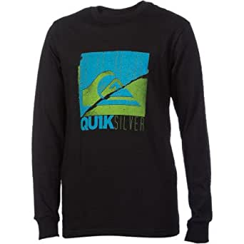 Quiksilver Everythin Square_Bu1, Black, X-Large