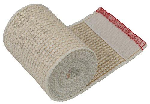 Cotton Elastic Bandage Closure stretched product image