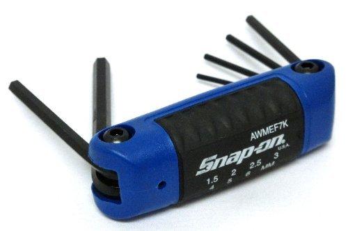 Snap-on ヘックスレンチ ミリサイズ AWMEF7K