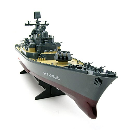 (POCO DIVO USS Missouri BB-63 US Navy Battleship RC Marine Warship 1/250 Military Model Boat)