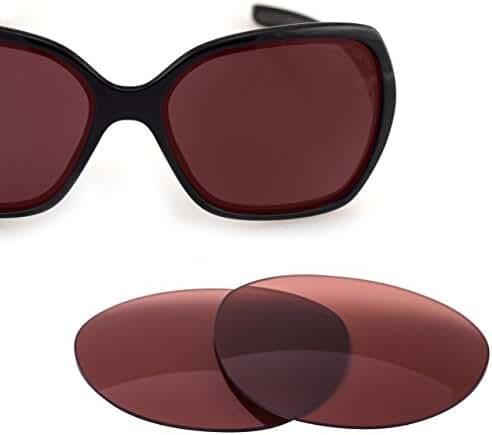LenzFlip Polarized Replacement Lenses for Oakley OVERTIME - Multiple Options