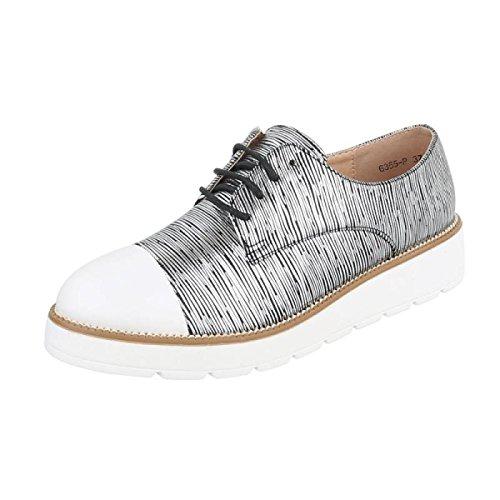 Woman Cingant con Mujer cordones zapatos T7qg4f