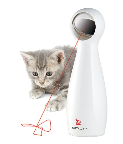 PetSafe FroliCat Stimulating Exercise Laser Cat Toy,...