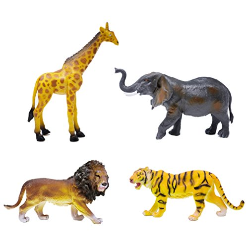 African Jungle Elephant (BOLEY (4-Piece) JUMBO 11