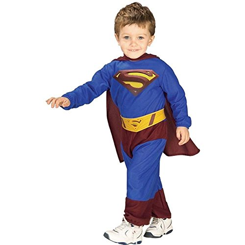 superman+costumes Products : Superman Returns Deluxe Toddler Costume