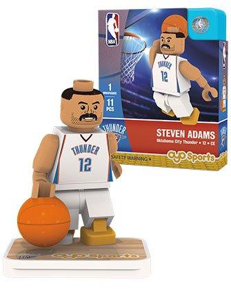 OYO Sports NBA Minifigure Oklahoma City Thunder Steven Adams by OYO
