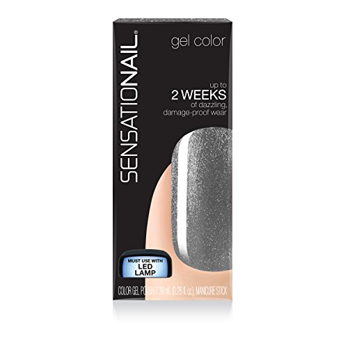 Sensationail Color Gel Polish Disco Fever 71682 0.25 Fl. Oz.
