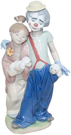 Lladro Figurine 7686 Pals Forever