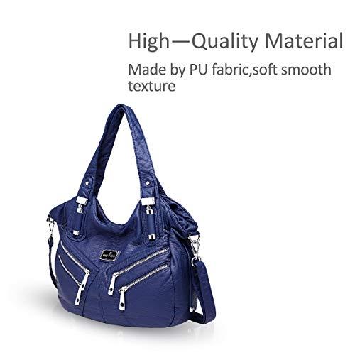 casual bags Blue Women handbags for large amp; DORIS shoulder bags women NICOLE hobo znPg7qO7