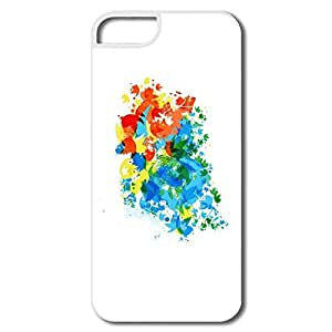 Cartoon Twitter Colorful Birds IPhone 5/5s Case For Couples