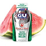 GU Sports Energy Gel - Case of 8 Boxes of 24 Packs (Salted Watermelon)