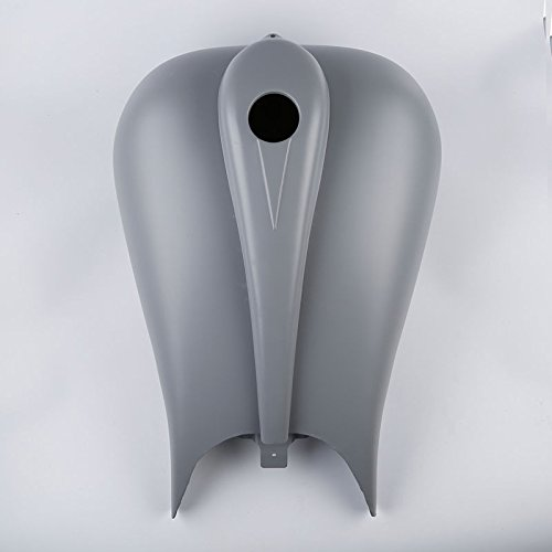 XMT-MOTO New Stretch 6.6 Gallon Custom Gas Fuel Tank For Harley Touring Baggers FLHT FLTR