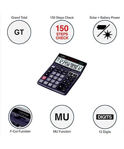 Casio DJ-120D Business Calculator