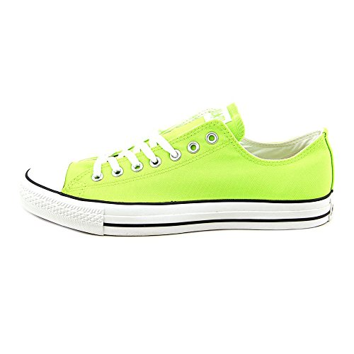 Converse Ct A/s Ox Womens Size 15 Green Textile Sneakers Shoes