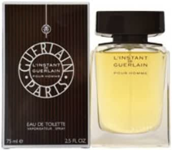 Men Guerlain L'Instant De Guerlain Pour Homme EDT Spray 2.5 oz 1 pcs sku# 1785946MA