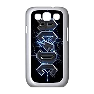 New ACDC Poster fans for Samsung Galaxy S3 I9300 Case Cover RCX021227