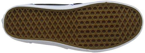 Vans Mn Atwood, Zapatillas para Hombre Negro (Retro Varsity Black/blue)