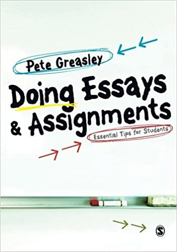Pete greasley doing essays and assignments for kids