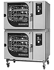 Blodgett BCT 62 62E Full Size Double Electric Combination Oven Steamer