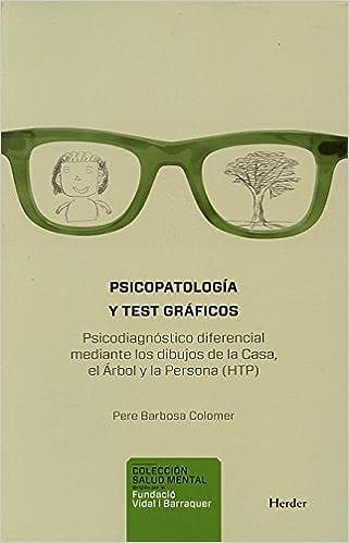 Descargar libros gratis en ingles pdf gratis Psicopatología y test gráficos (Salud Mental) 8425430828 PDF DJVU