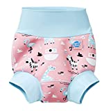 Splash About New and Improved Happy Nappy Swim Diaper (2-3 Years, Nina's Ark)