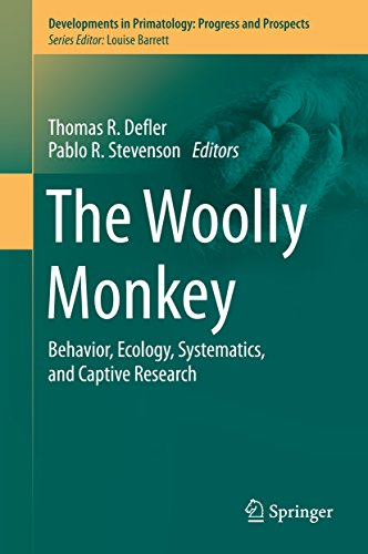 The Woolly Monkey: Behavior, Ecology, Systematics, and Captive Research (Developments in Primatology: Progress and Prospects Book 39)
