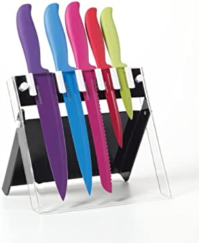 Farberware 6 Piece Resin Knife Set