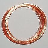 ノーブランド品 ポリウレタン銅線 0.2mm 20m(±2%) 巻 UEW0.2L20