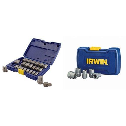 IRWIN 25-Piece Hex Head Multi-Spline Extractor Set with 5-Pi