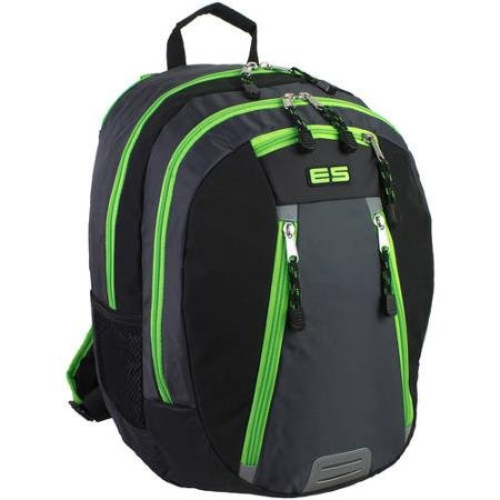 eastsport-lime-175-absolute-sport-backpack-zip-closure-very-comfortable-and-fashionable