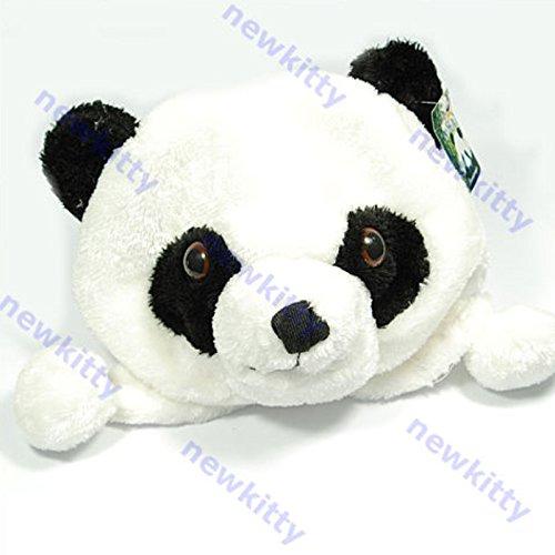 Cartoon Animal Panda Cute Earmuff Fluffy Plush Hat Cap