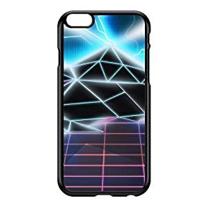 80s video game Black Hard Plastic Case for iPhone 6 Plus by Nick Greenaway + FREE Crystal Clear Screen Protector hjbrhga1544