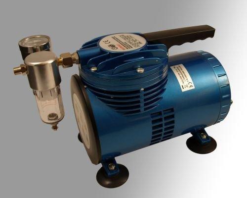 Airbrush compresor de aire comprimido AC(S)-06, 3,5 Bar, 68 ...