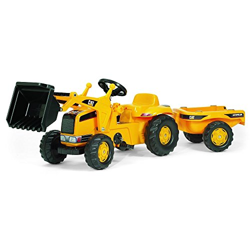 Pedal Tractor - 5