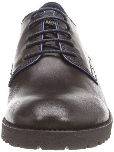Pikolinos Mens Cork Oxford Black Pc66r
