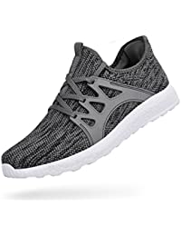 Mens Breathable Sneakers Running Shoes Mesh Lightweight Fashion Gym Outdoor Walking Athletic