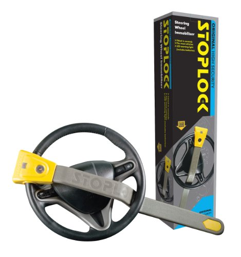 Stoplock HG 134-59 Steering Wheel Lock Original - Black