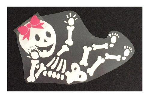 Baby GIRL Skeleton DIY